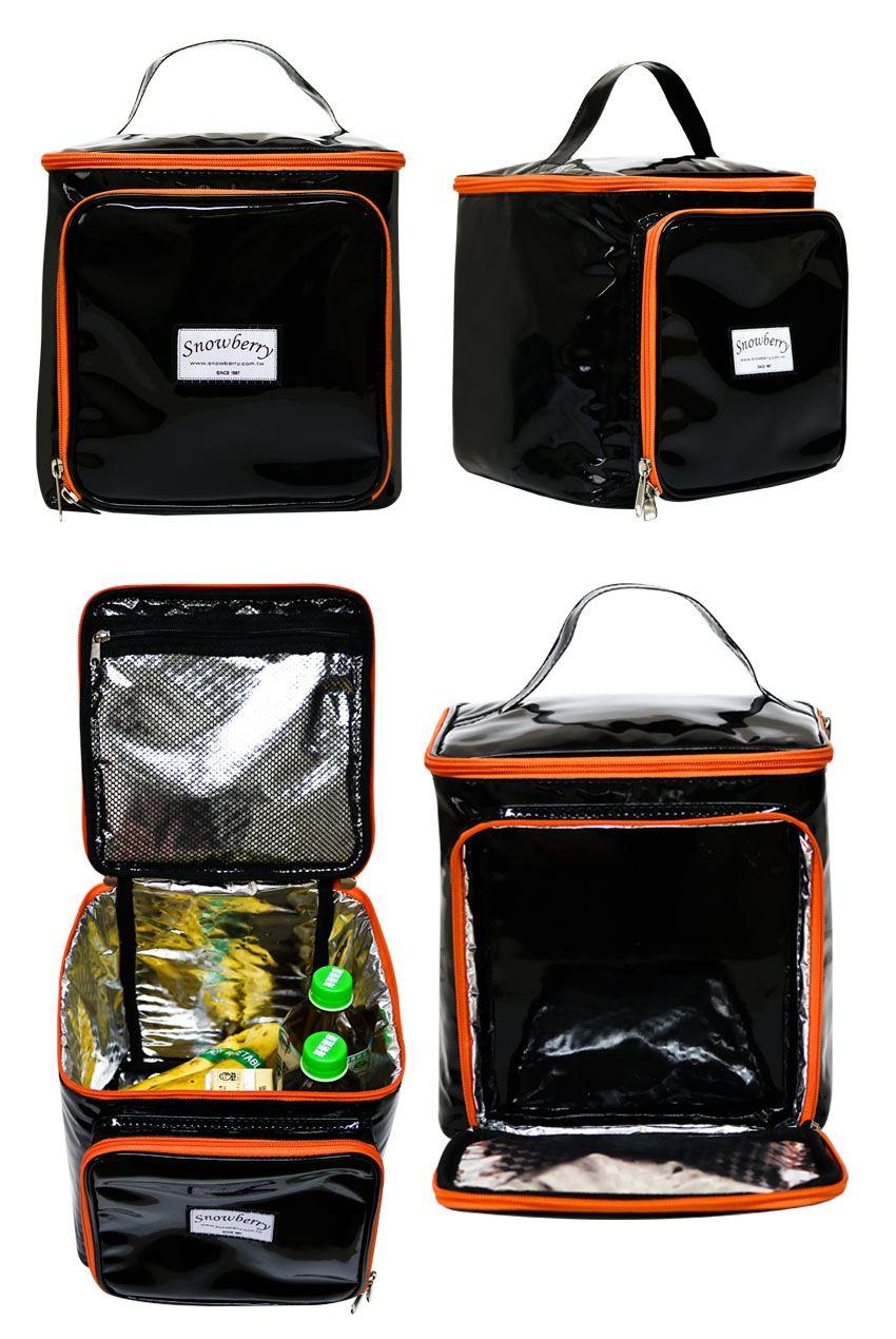 亮彩手提保溫袋-保冷保冰都適用,大容量空間,野餐露營裝便當都好用